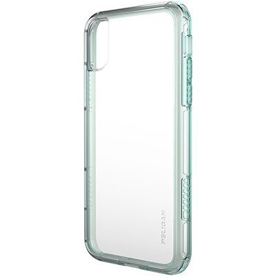 pelican c37100 iphone adventurer aqua clear case