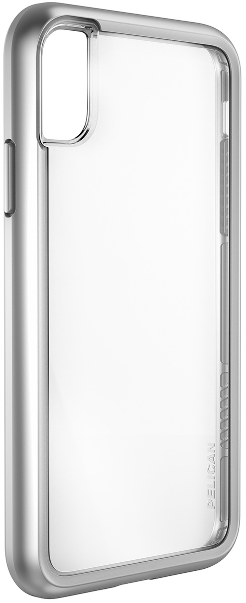 pelican c37100 iphone adventurer metallic sliver case