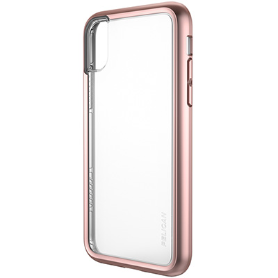 pelican c37100 iphone rose gold case