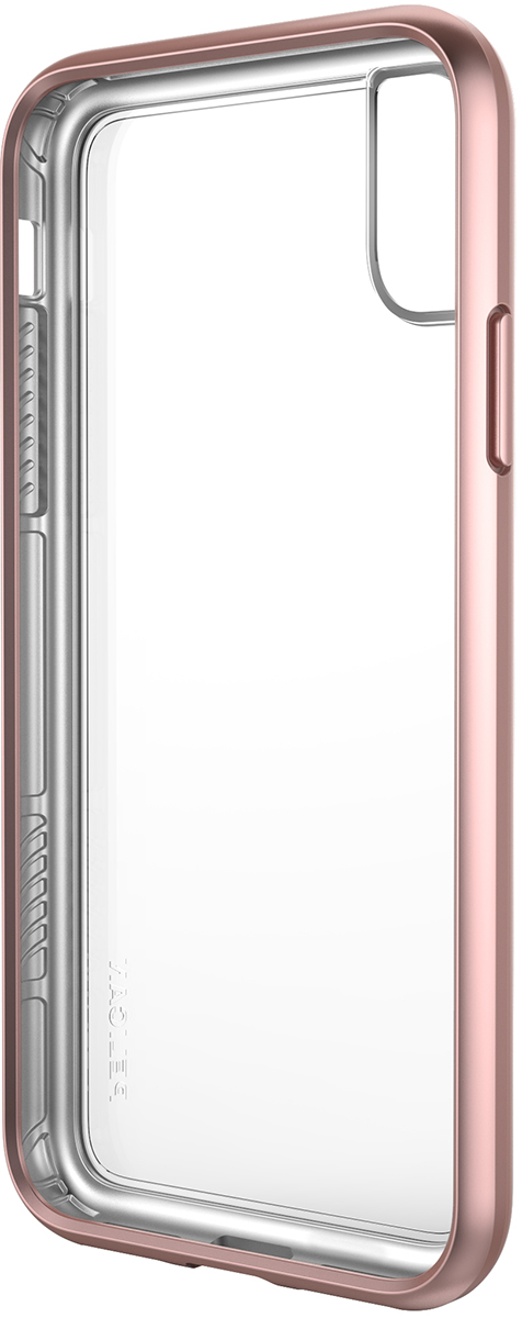 pelican c37100 iphone protection rose gold case
