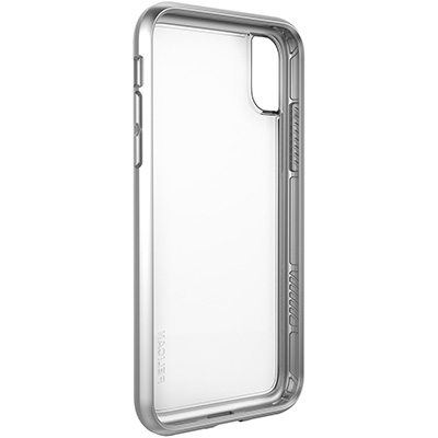 pelican iphone protective silver case