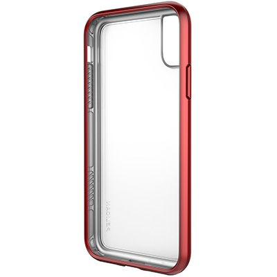 pelican c37100 iphone sleek red protection case