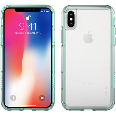 pelican c37100 iphone x cases adventure clear case
