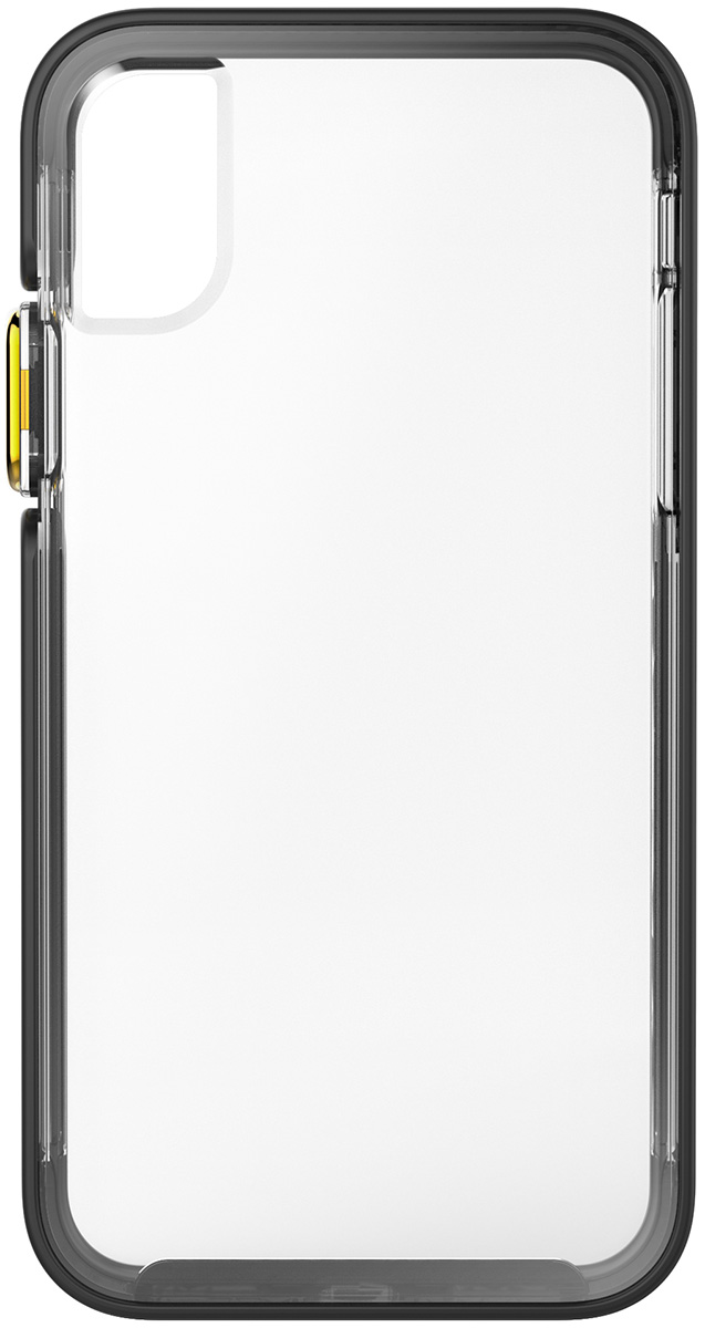 pelican c37130 iphone black clear back case