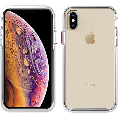 pelican c37130 iphone x ambassador rose gold slim case