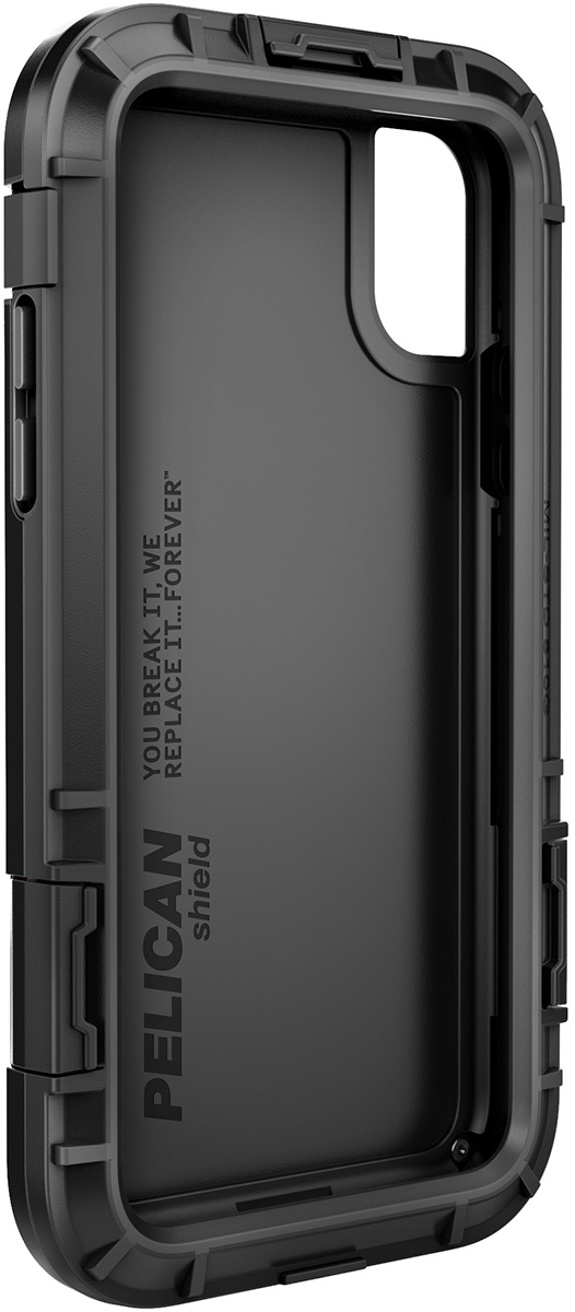 pelican iphone sheild case lifetime warranty