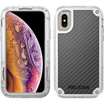 pelican iphone shield white protective kevlar case