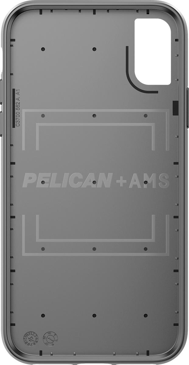 pelican c37150 iphone magnet case protector ams