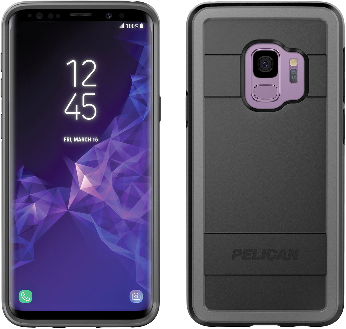 pelican c38000 galaxy s9 cases protector phone cases