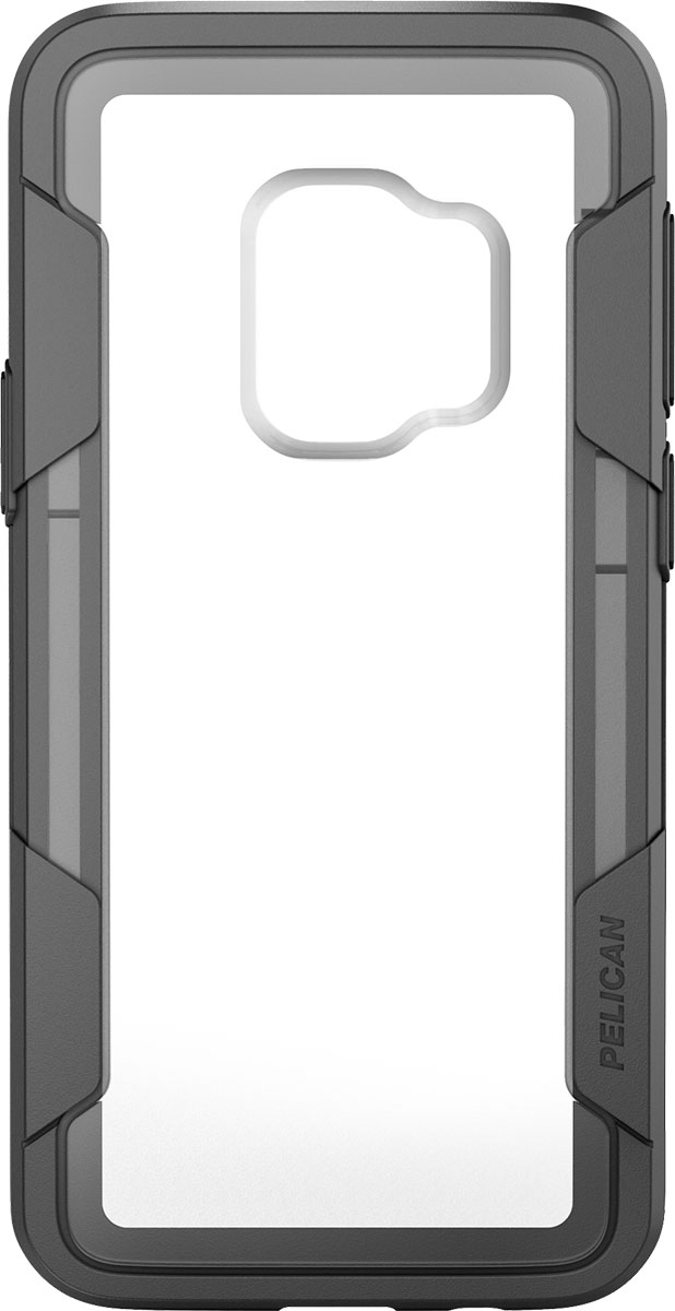 pelican c38030 voyager clear galaxy s9 case