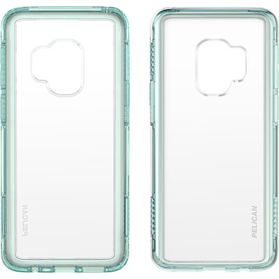 pelican c38100 slim sleek galaxy s9 phone case