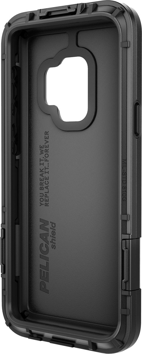 pelican c38140 galaxy s9 drop protection shield case