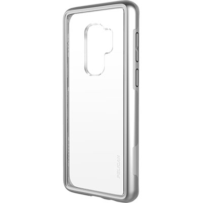 pelican c39100 adventurer silver case s9 plus
