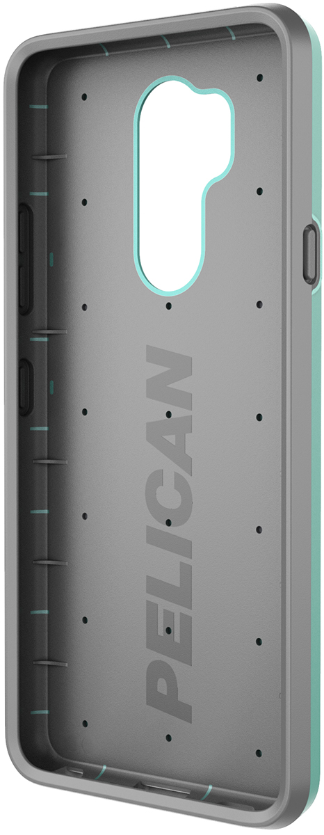 pelican c40000 lg g7 thinq aqua protector phone case