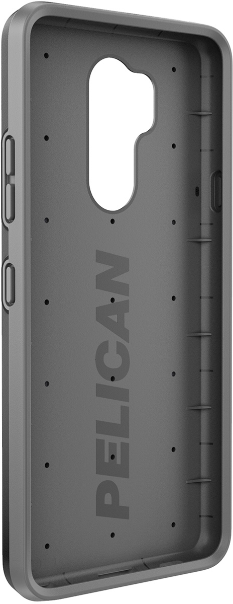 pelican c40000 lg g7 thinq dual layer phone case