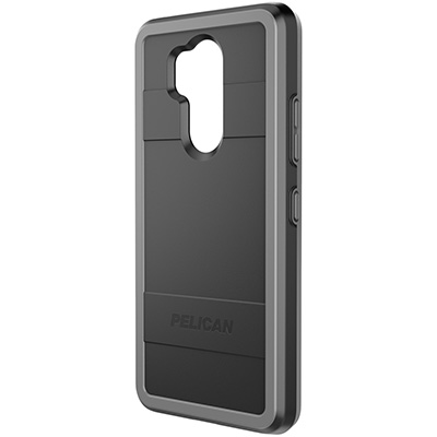 pelican c40000 lg g7 thinq soft touch phone case