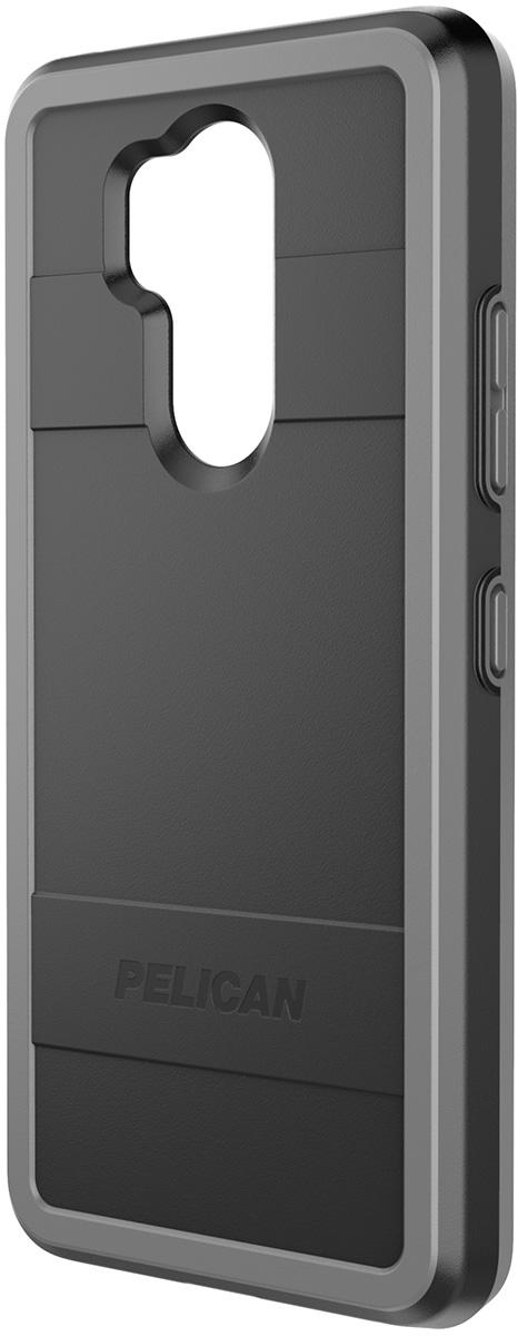 pelican c40000 lg g7 thinq soft touch phone case