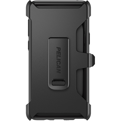 pelican c41030 samsung note9 black phone holster