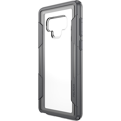 pelican c41030 samsung note9 clear waterproof phone case