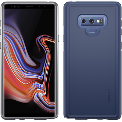 pelican c41100 samsung note9 blue adventurer case