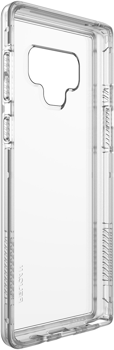 pelican c41100 samsung note9 clear adventurer non slip case