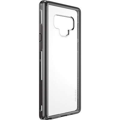 pelican c41100 samsung note9 clear black lifetime guarantee case