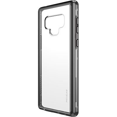 pelican c41100 samsung note9 clear black mobile phone case