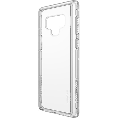 pelican c41100 samsung note9 clear dual layer phone case