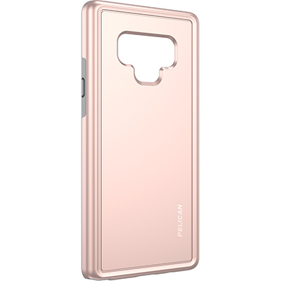 pelican c41100 samsung note9 rose gold adventurer lifetime guarantee case