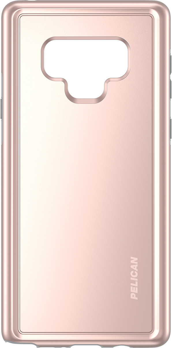 pelican c41100 samsung note9 rose gold adventurer phone case