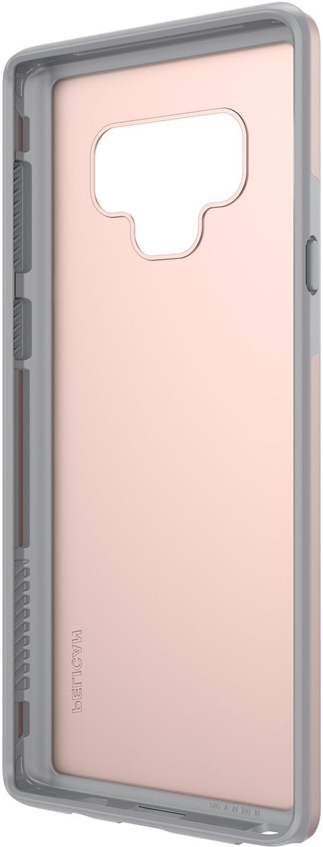 pelican c41100 samsung note9 rose gold dual layer phone case