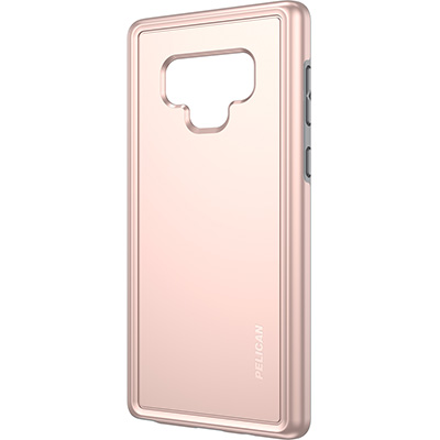 pelican c41100 samsung note9 rose gold mobile phone case
