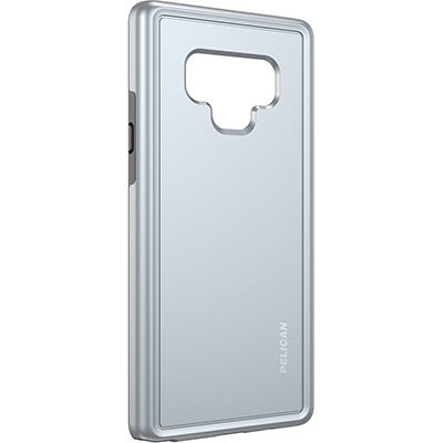pelican c41100 samsung note9 silver adventurer lifetime guarantee case