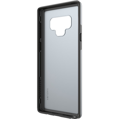 pelican c41100 samsung note9 silver dual layer phone case