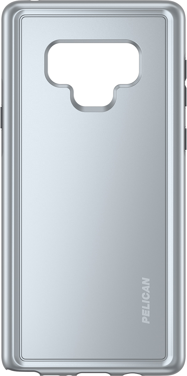 pelican c41100 samsung note9 silver shock absorption case