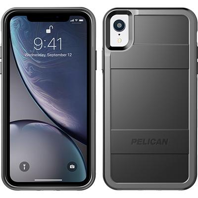 pelican apple iphone c42000 protector black grey phone case