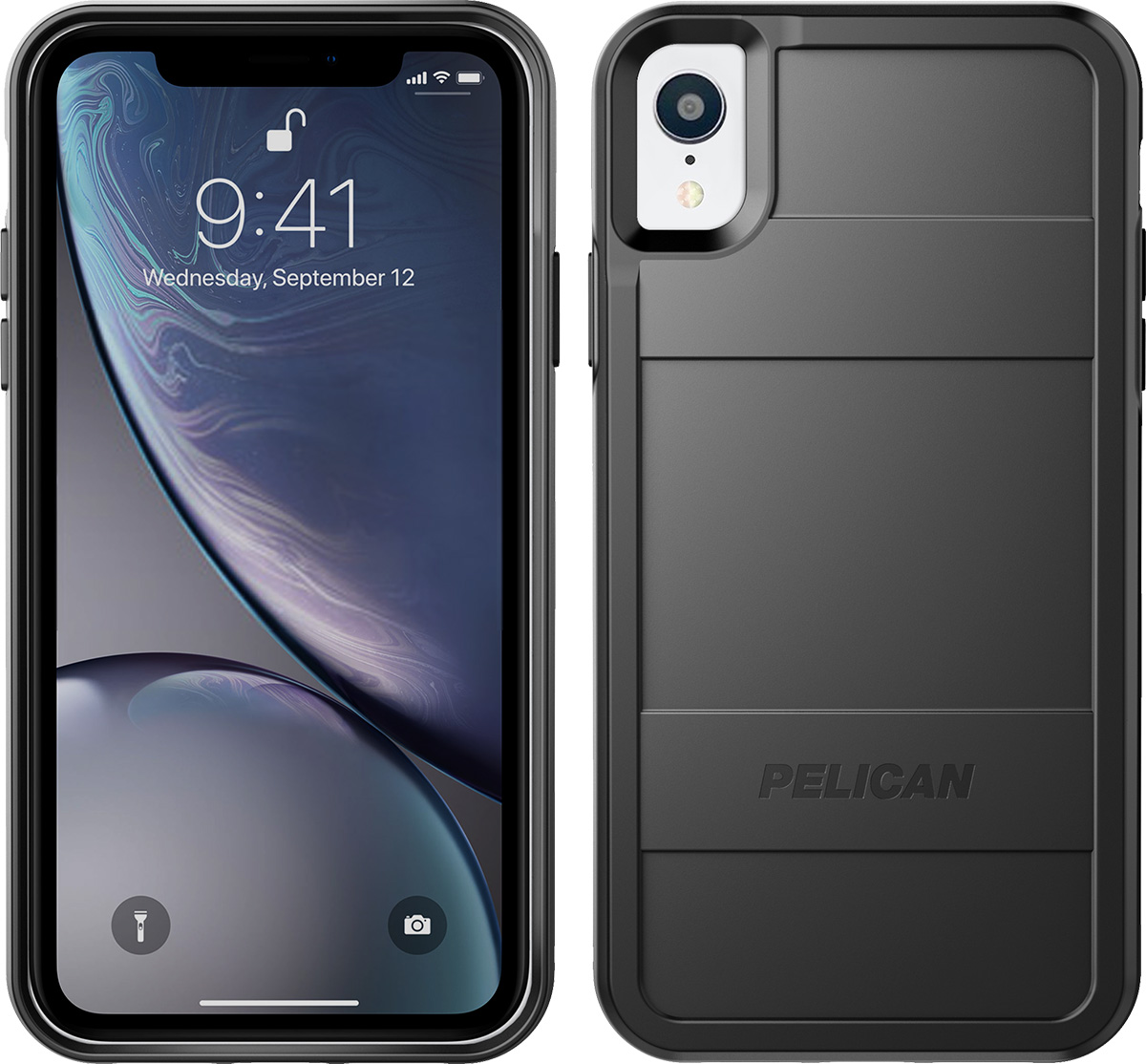 pelican c42000 apple iphone protector black phone case