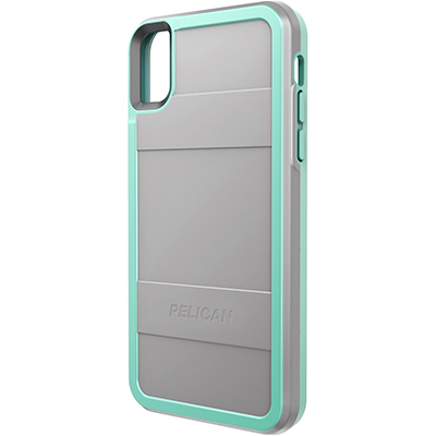 pelican c42000 apple iphone protector grey aqua mobile phone case