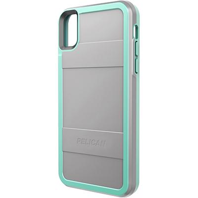 pelican apple iphone c42000 protector grey aqua mobile phone case