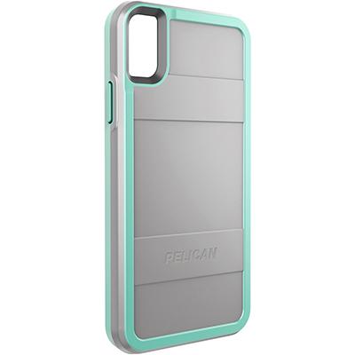 pelican apple iphone c42000 protector grey aqua rugged phone case