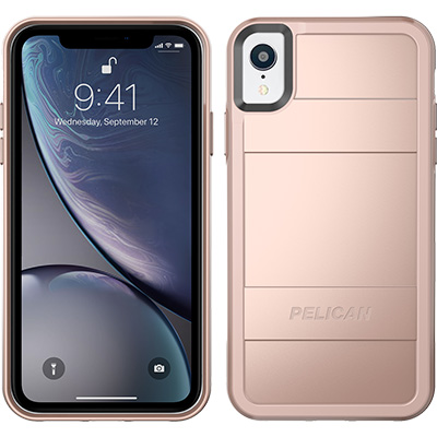 pelican apple iphone c42000 protector rose gold phone case