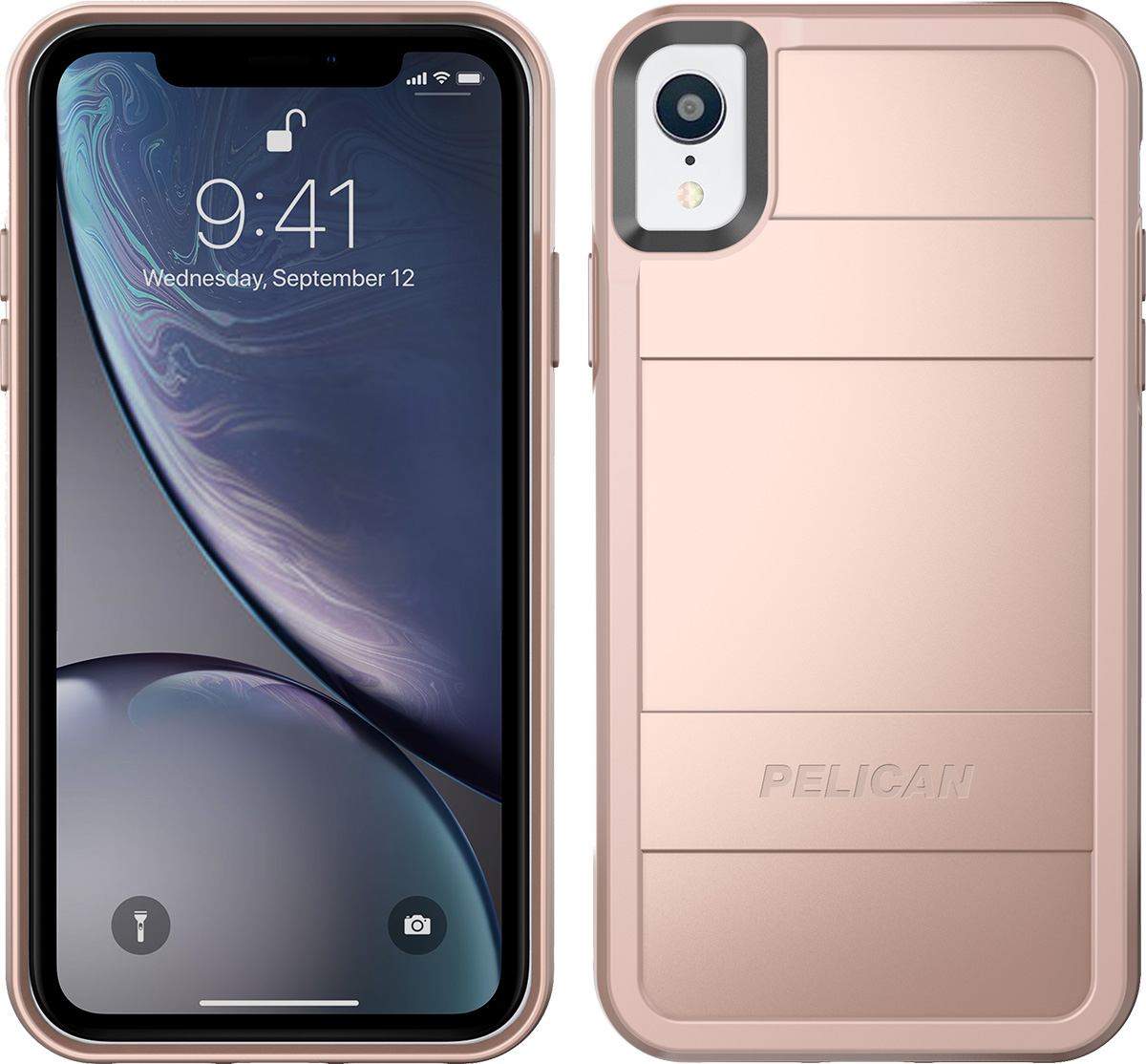 pelican c42000 apple iphone protector rose gold phone case