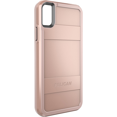 pelican c42000 apple iphone protector rugged rose gold phone case