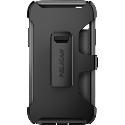 pelican c42030 apple iphone voyager black mobile phone case holster