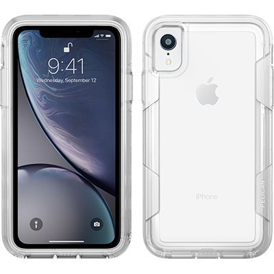 pelican c42030 apple iphone voyager clear phone case
