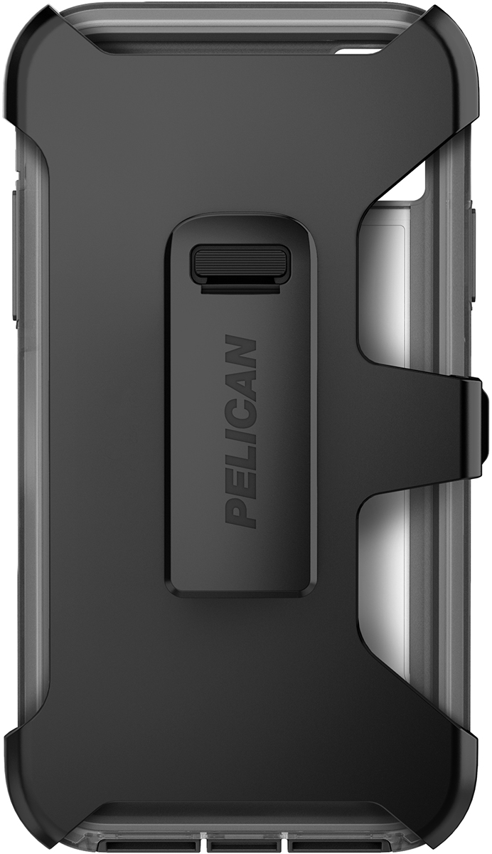 pelican c42030 apple iphone voyager grey phone case holster