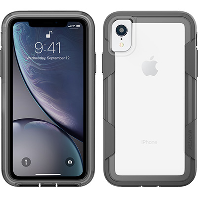 pelican c42030 apple iphone voyager grey phone case