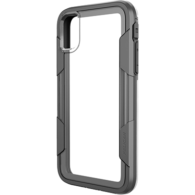 pelican c42030 apple iphone voyager grey slim phone case
