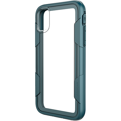 pelican c42030 apple iphone voyager grey teal phone case