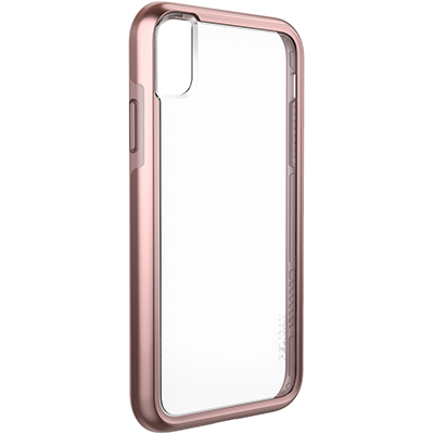 pelican apple iphone c42100 rose gold clear hard phone case